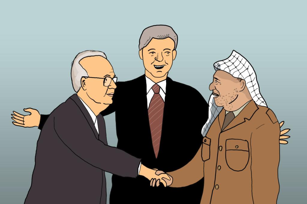 18 - הסכם אוסלו